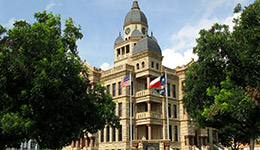 Denton city hall